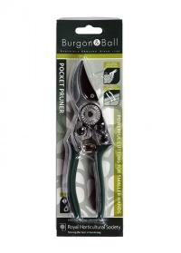 Секатор карманный Burgon & Ball