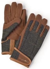 Перчатки мужские Dig The Glove Tweed Burgon & Ball фото