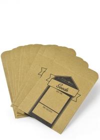 Крафт пакетики для семян Burgon & Ball фото