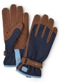 Перчатки женские для работы в саду Denim Burgon & Ball GLO/DENIM фото