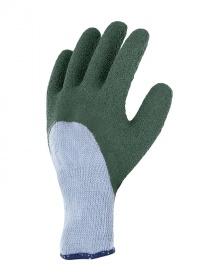 Перчатки латексные для работы с розами Rosiers Green AJS-Blackfox