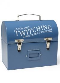 Кейс металлический для инструментов Twitching Enamelwares Burgon & Ball фото