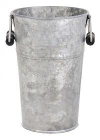 Оцинкованная ваза для цветов 2 литра OZ32 Esschert Design фото