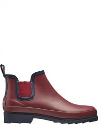 Ботинки-челси резиновые Claret & Navy Briers