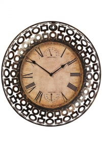 Уличные часы для дома Corsham Briers