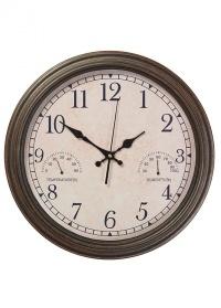 Уличные часы на дачу Wedmore Bronze Briers