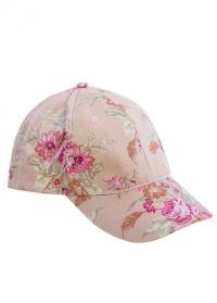 Кепка женская из хлопка GardenGirl Classic CAP02 фото