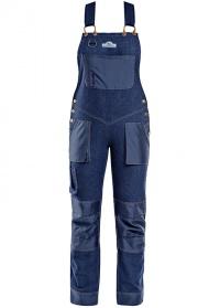 Комбинезон джинсовый для дачи GardenGirl Denim Collection
