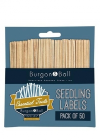Деревянные таблички для рассады Burgon & Ball фото