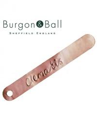 Навесные бирки для маркировки растений Burgon & Ball