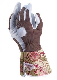 Сверхпрочные садовые перчатки GardenGirl Chelsea Collection AR30 фото