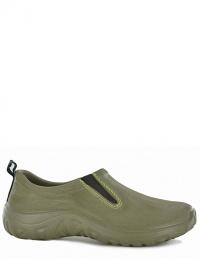Садовые туфли из эва DERBY Khaki AJS-Blackfox фото