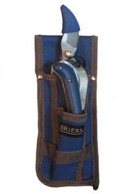 Набор садовника - секатор и нож в чехле Briers