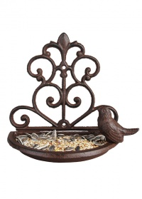 Кормушка для птиц настенная открытая Esschert Design
