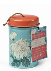 Шпагат джутовый для букетов в декоративном контйнере Chrysanthemum Burgon & Ball фото.jpg