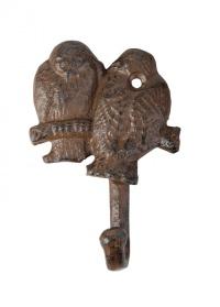 Крючок декоративный «Птицы» Esschert Design
