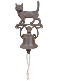 Колокольчик дверной «Кошка» Esschert Design