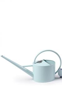 Лейка металлическая для комнатных растений 1,7 л Blue Sophie Conran Burgon Ball фото.jpg
