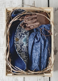 Подарок GardenGirl Denim «Стильно и практично»