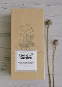 Подарочная крафт коробка большая 33 х 15 см. Consta Garden фото