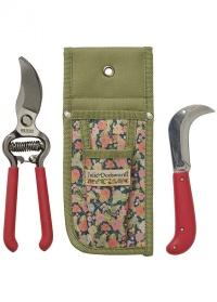 Набор садовода – секатор и нож в чехле Orangery Collection Briers