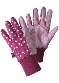 Перчатки с водоотталкивающей пропиткой «Горошек» Briers