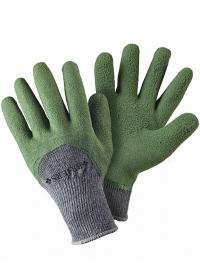 Перчатки всесезонные для работы в саду Cosy Fresh Green Briers фото