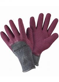 Перчатки всесезонные для работы в саду Cosy Aubergine Briers фото