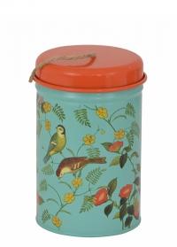 Шпагат джутовый для букетов в декоративном контйнере Flora & Fauna Burgon & Ball фото.jpg