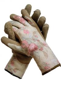 Перчатки садовые утепленные Classic Collection GardenGirl TWG02 фото