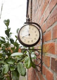 Уличные часы-термометр Esschert Design