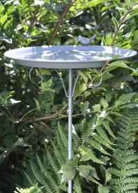 Садовая поилка для птиц металлическая FB402 Esschert Design фото.jpg