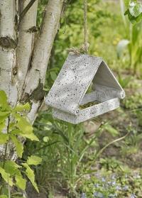 Дизайнерская кормушка для птиц для садового участка Esschert Design FB410 фото