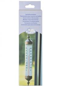 Термометр медный уличный оконный TH70 Esschert Design фото
