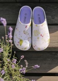 Галоши из эва женские Lavender Garden от Briers фото
