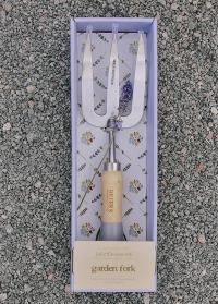 Вилка садовая Lavender Garen Briers B8703  фото.jpg
