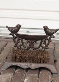 Приспособление для чистки обуви «Птичка» Esschert Design