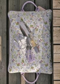 Подушка под колени для сада и дачи Lavender Garden Briers фото.jpg