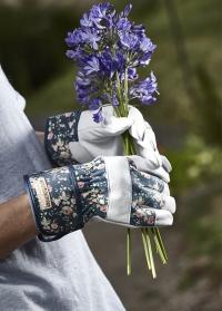 Садовые кожаные рабочие перчатки Flower Girl Briers фото