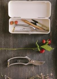 Пенал для флоритических инструментов Burgon & Ball фото.jpg