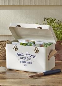 Контейнер для хранения семян Stone Garden Suppliers фото.jpg