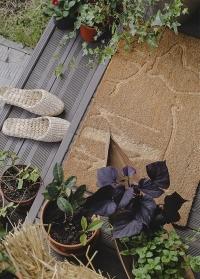 Коврик кокосовый в прихожую Олень RB198 Esschert Design фото