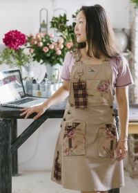 Одежда флориста - сарафан GardenGirl Classic GD02 фото.jpg