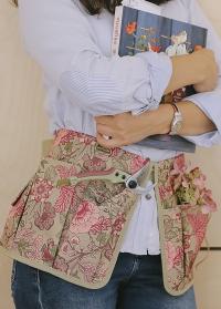 Пояс-сумка для инструмента флориста TV30 GardenGirl Chelsea фото.jpg