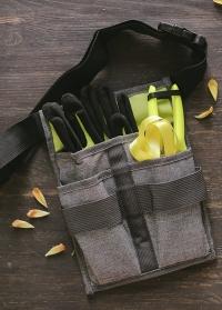 Пояс-карман для инструмента флориста AJS Blackfox фото.jpg