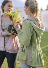 Одежда для флориста – кофта флисовая GardenGirl Chelsea TF30 фото.jpg
