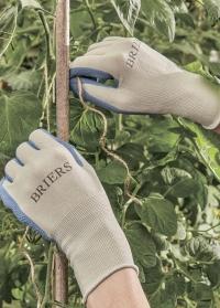 Перчатки для флориста из бамбукового волокна Bamboo Blue Briers фото.jpg