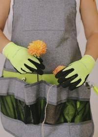 Перчатки флористические с латексом Florabrite Burgon & Ball фото.jpg