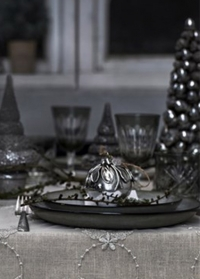 Елочный серебрянный шар Lene Bjerre картинка.jpg