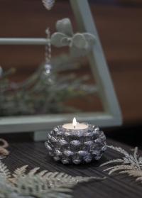 Новогодний подсвечник для чайной свечи Serafina от Lene Bjerre фото